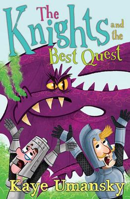 The Knights and the Best Quest (Dyslexia Friendly)