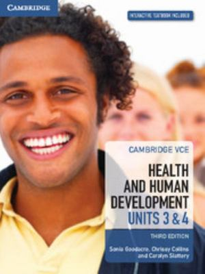 Cambridge VCE Health and Human Development, Units 3 and 4