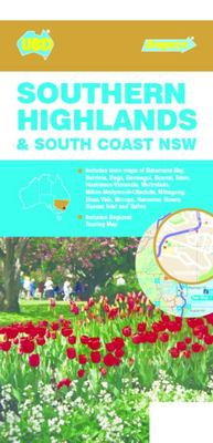Southern Highlands and South Coast NSW Map 283