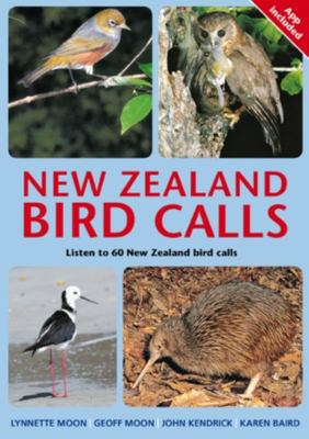 New Zealand Bird Calls (with App)