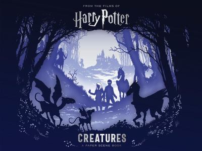 Harry Potter Creatures: A Paper Scene