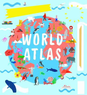 World Atlas (Scratch and Discover)