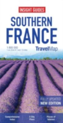 Southern France - Insight Travel Map