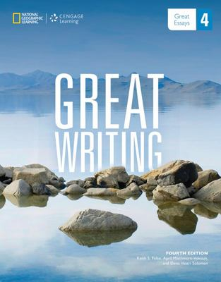 Great Writing 4: Great Essays - (4e)