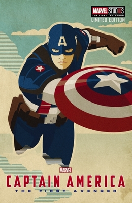 Marvel: Captain America the First Avenger Movie Novel