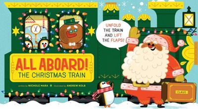 All Aboard! the Christmas Train