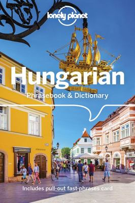 Hungarian Phrasebook & Dictionary 3