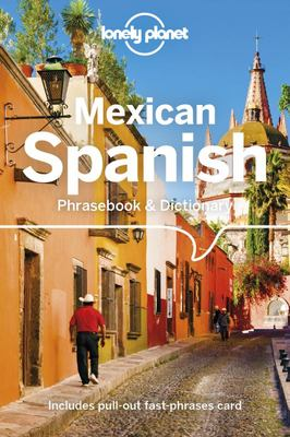 Mexican Spanish Phrasebook & Dictionary 5
