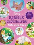 Disney Family Favourites (Colouring Book)