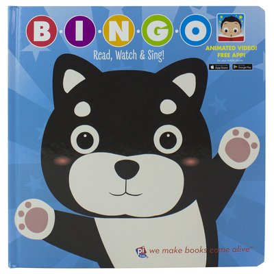 Bingo (Video Board Book)