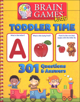 Toddler Time (Brain Games for Kids)