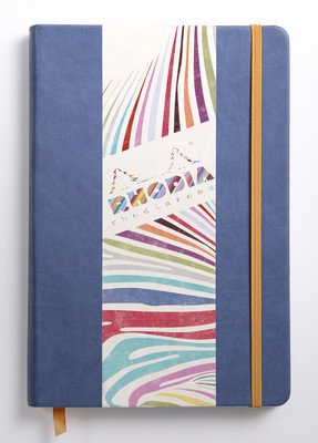 Rhodiarama A5 Lined Softcover Notebook -Sapphire Lined