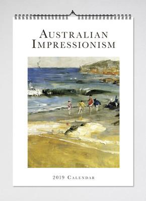 2020 Australian Impressionism Wall Calendar (BIP 0045)