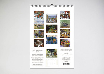 2021 Margaret Olley Wall Calendar (BIP 0037)