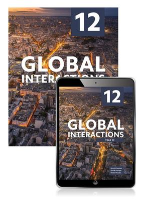 Global Interactions 2 HSC Course Student Book with Reader+