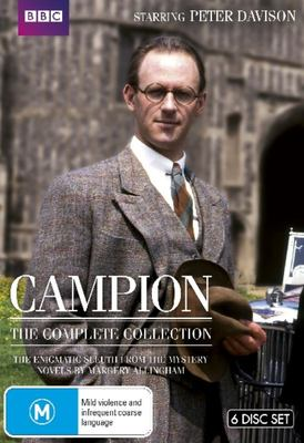 CAMPION THE COMPLETE SERIES
