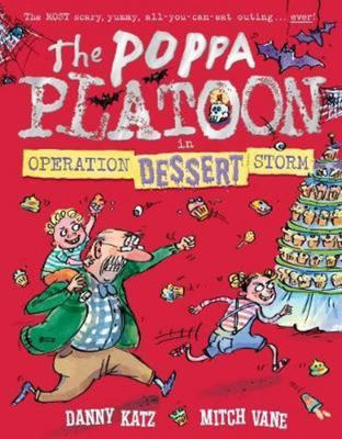 Operation Dessert Storm (The Poppa Platoon #2)