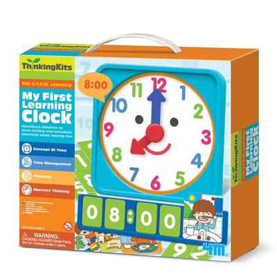 My First Learning Clock (ThinkingKits)