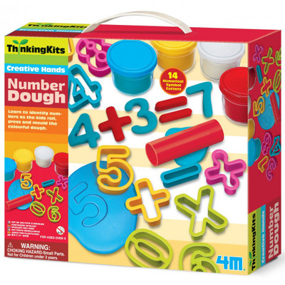 Number Dough (Thinking Kits)