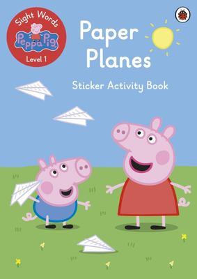 Toy Cupboard Sticker Activity Book - Read with Peppa Level 1 The