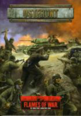 Flames of War - The Complete Intelligence Handbook for Forces on the Eastern Front 1942-1943
