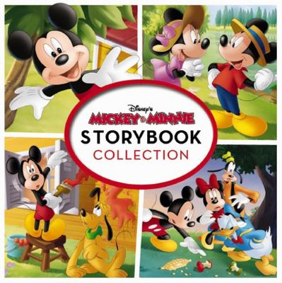 Mickey & Minnie Storybook Collection