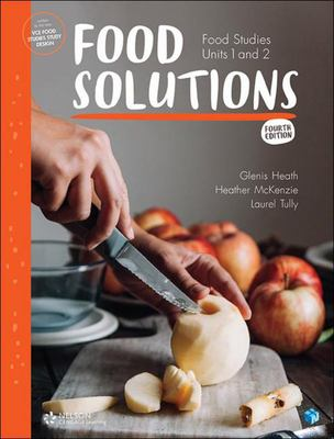 Food Solutions Food Studies Units 1 & 2 4E
