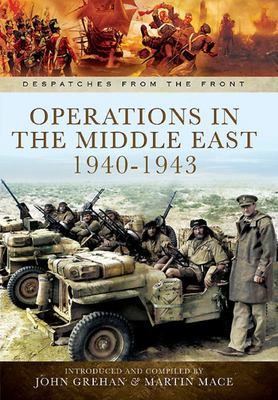 Operations in North Africa and the Middle East - 1939-1942