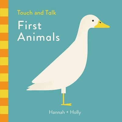 First Animals (Hannah + Holly Touch and Trace)