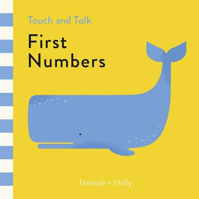 First Numbers (Hannah + Holly Touch and Trace)