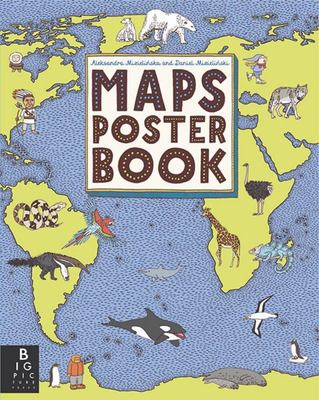 Maps Poster Book (Welcome to the Museum)