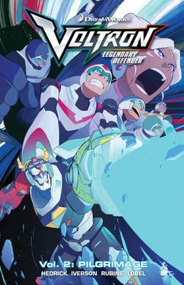 Voltron Legendary Defender Vol. 2