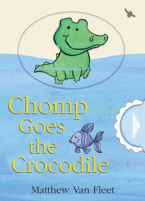 Chomp Goes the Crocodile