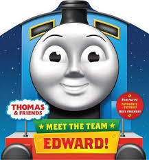 Meet the Team Edward