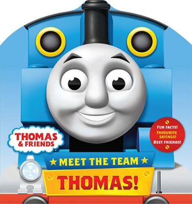 Meet the Team Thomas