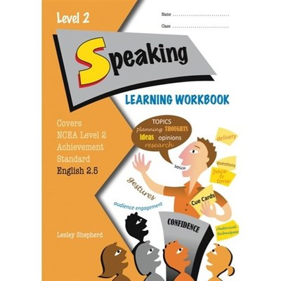 Level 2 Speaking AS 2.5