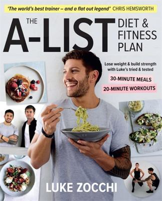 The A-List Diet and Fitness Plan