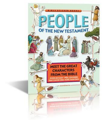 BSB - People of the New Testament Sicker Book