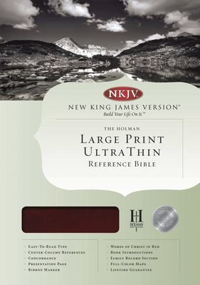 NKJV UltraThin Reference Bible