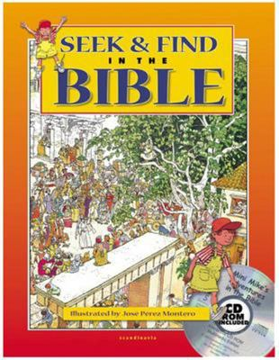 Seek and Find in the Bible