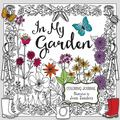 In My Garden - Coloring Journal