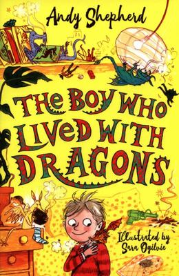 The Boy Who Lived With Dragons (#2)