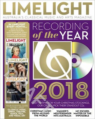 Limelight December 2018 - Australia's Classical Music and Arts Magazine