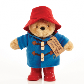 Paddington with Boots 22cm