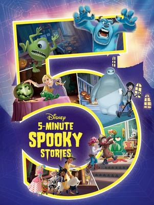 Disney - 5-Minute Spooky Stories