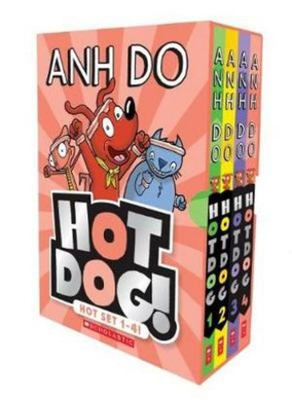 Hotdog! Hot Set Box Set (Books #1-#4)