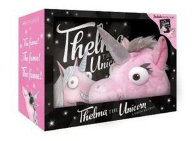 Thelma the Unicorn (Box Set with Hat)