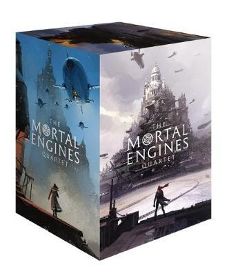 Mortal Engines Quartet (Hungry Cities Chronicles)