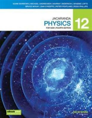 Jacaranda Physics 12 4E for NSW EBookPLUS and Print