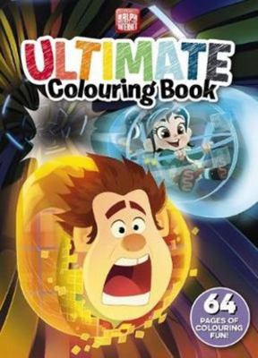 Ralph Breaks the Internet Ultimate Colouring Book